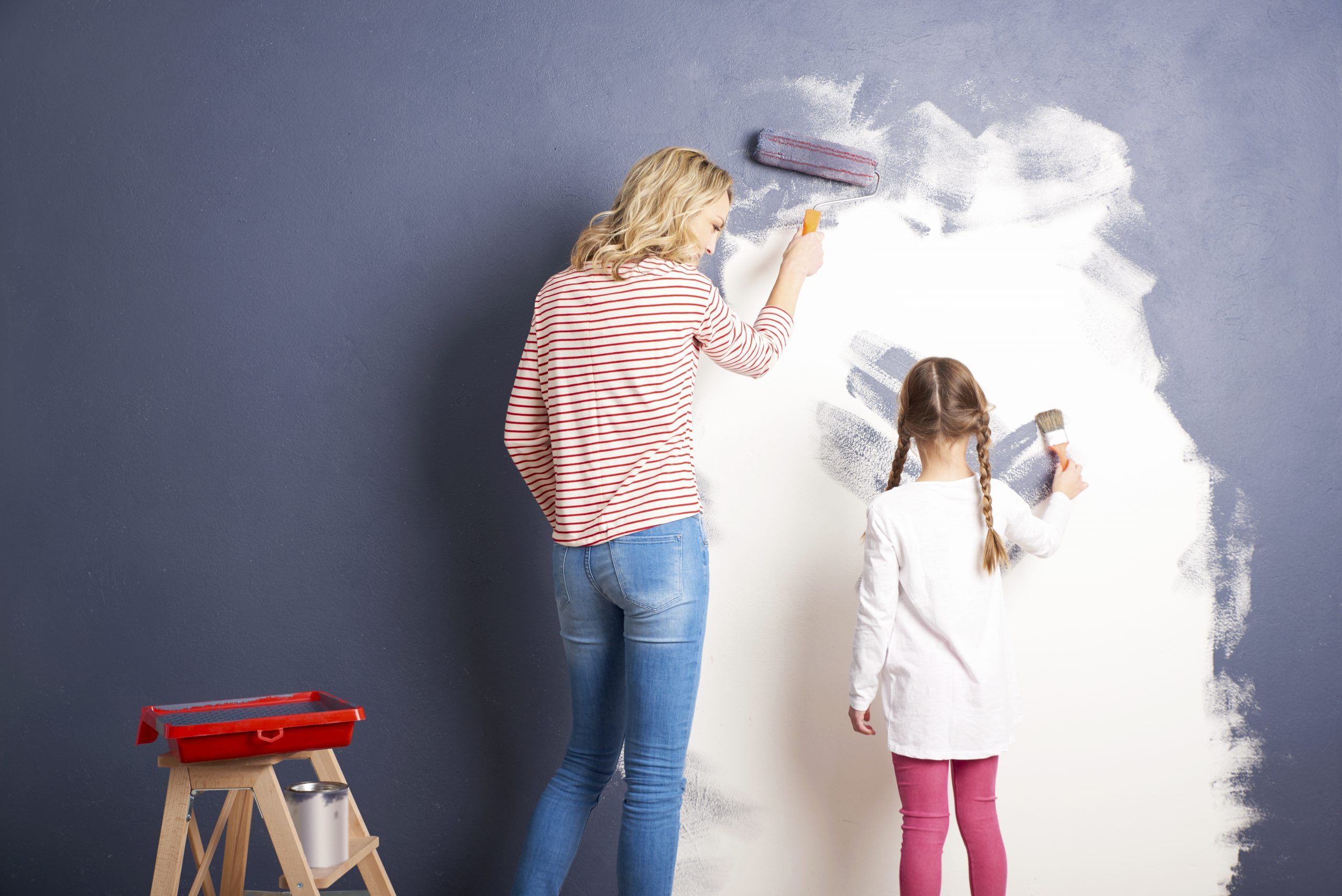 5 Diy Wall Paint Ideas To Revive Your Home Decor Shalimarpaints